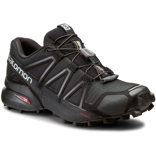 Zapatillas-Salomon-Speedcross-4-Dama-383097-Black-UK-3.5---ARG-35---CM-22