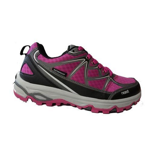 Zapatillas-Nexxt-Endurance-Pro--Dama---Impermeable-Trekking-EUR-36---ARG-35---CM-22-Fucsia-Grey-Blanc