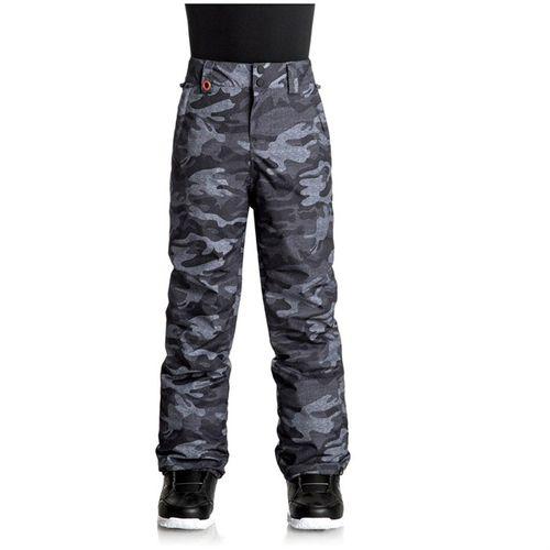 Pantalon-Quiksilver-Forest-Aok-impermeable-para-nieve-skiSnowboard-Hombre-S-CRE0-Grape-Leaf