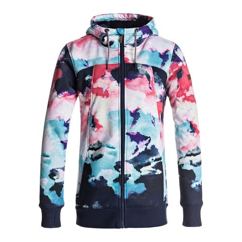 Campera-Roxy-Frost-Printed-Dama-Impermeable-de-nieve--NKNG-Neon-Grap-XL