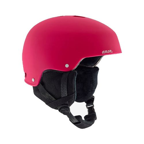 Casco-Ski-Snowboard-Anon-Lynx-Strawberry-Red-Dama-L