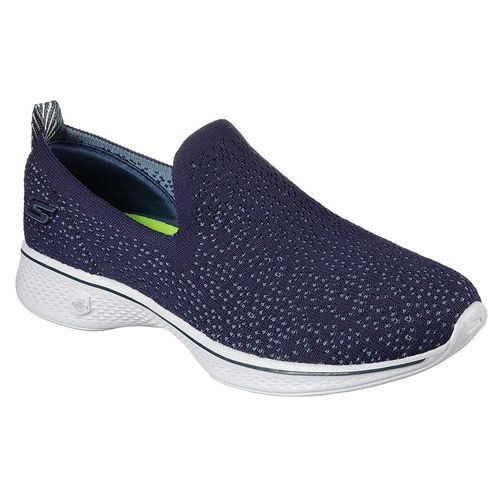 6ce040552d484 Zapatillas Skechers GoWalk 4 Gifted - Mujer - Performance - Navy ...