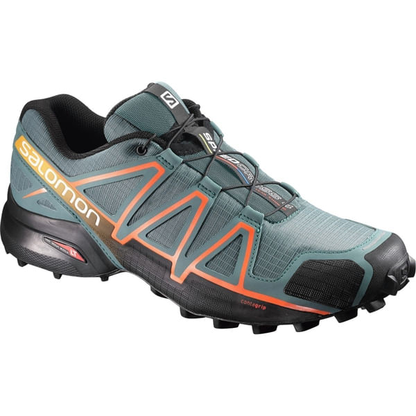 Zapatillas Speedcross Trail Running 4 398419 Hombre Salomon QdxEBWroCe