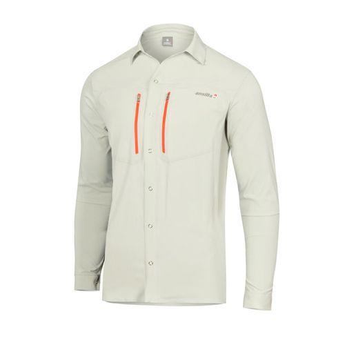 Camisa-Ansilta-Delta--Hombre--M-Gris-Claro