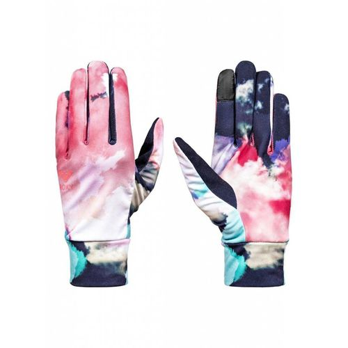 Guantes--Roxy-Liner-Gloves-Dama-Impermeables-para-snowboard--XS-NKN6-Neon-Grap