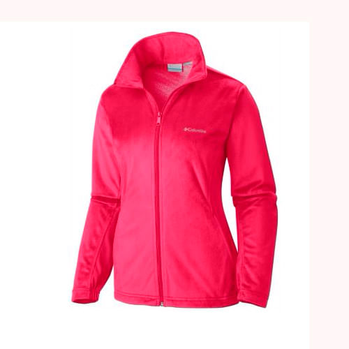Campera-Columbia-Hot-Dots-XS-PunchPink
