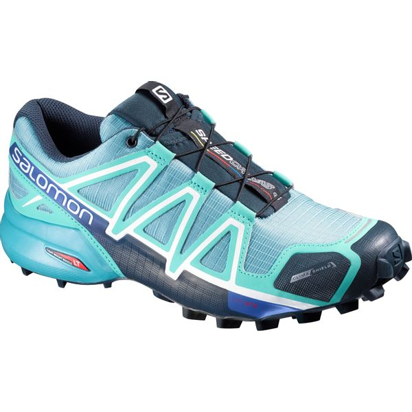 Zapatillas Salomon Speedcross 4 cs Dama 383096 Blue Gum