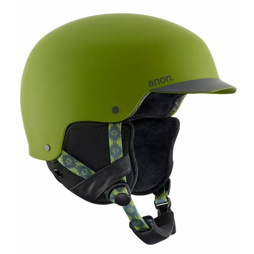 Casco-Ski-Snowboard-Anon-Blitz-Forest-Green-1