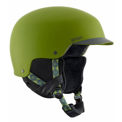 Casco-Ski-Snowboard-Anon-Blitz-Forest-Green-1