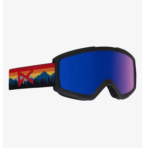 Antiparras-Snowboard-Ski-Anon-Helix-2.0-Range-Orange-Blue-Cobalt-Spare-Amber-Hombre