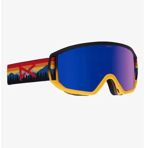 Antiparras-Snowboard-Ski-Anon-Relapse-Orange-Spare-Compatibles-con-MFI