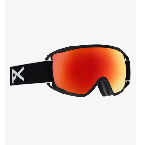 Antiparras-Snowboard-Ski-Anon-Circuit--Black-Red-Compatible-Mfi