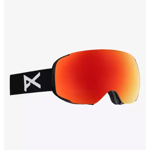 Antiparras-Snowboard-Ski-Anon-M2-Goggle-Black-Red---Spare