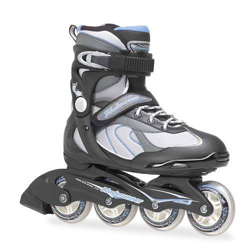 Roller-Bladerunner-By-Rollerblade-PRO-80-Dama---Silver-Blue
