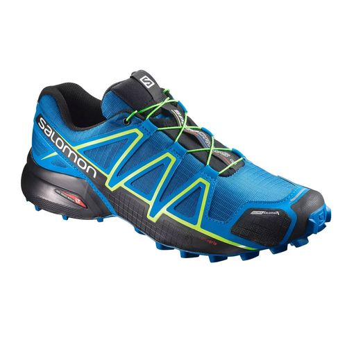 Zapatillas-Salomon-Speedcross-4-Cs-Blue-Hawai--Hombre-Impermeables