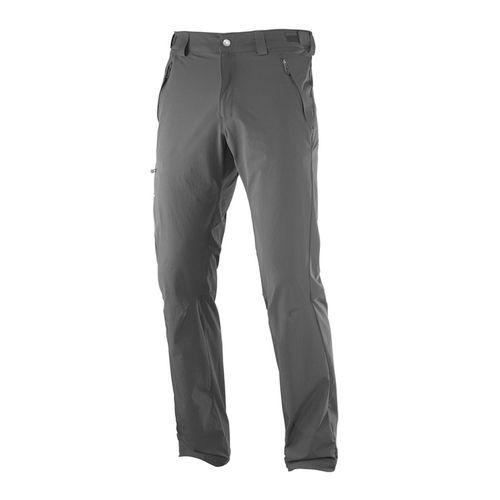 Pantalones-para-Trekking-Salomon-Wayfarer-Black-Hombre