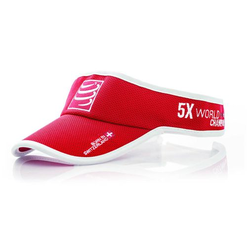 Vincha-Visera-Compressport--Estandar-Red-100200