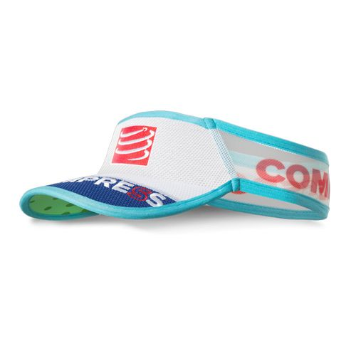 Vincha-Visera-Compressport-Ultra-Light-Blue-100207
