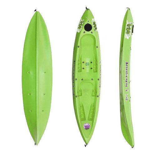 Kayak-Atlantikayaks-Triplo---2-Remos---2-Personas--Verde