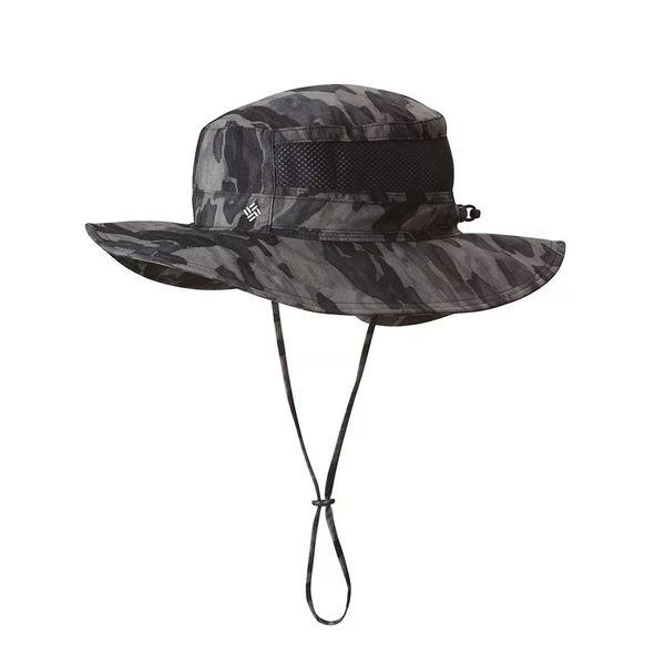 6f3ae15eb0ab1 Sombrero Columbia Bora Bora Print Ajustable Camuflaje Negro ...