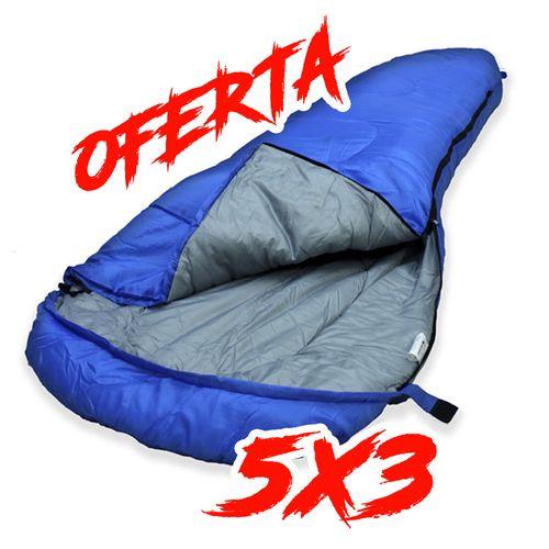 Combo-Oferta-5x3-Bolsa-De-Dormir-Termica--5-Grados-Alaska-2