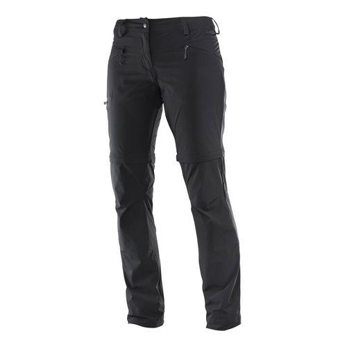 Pantalones-de-Trekking-Salomon-Wayfarer-Zip-Desmontables-Mujer-392980