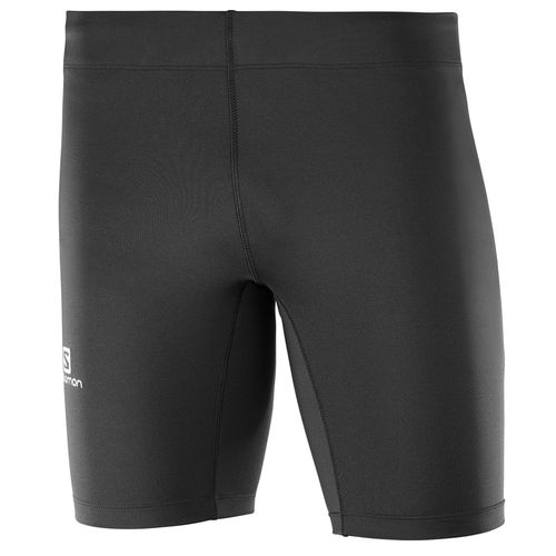 Calza-Corta-Salomon-Agile-Tight-Hombre-Black-402054