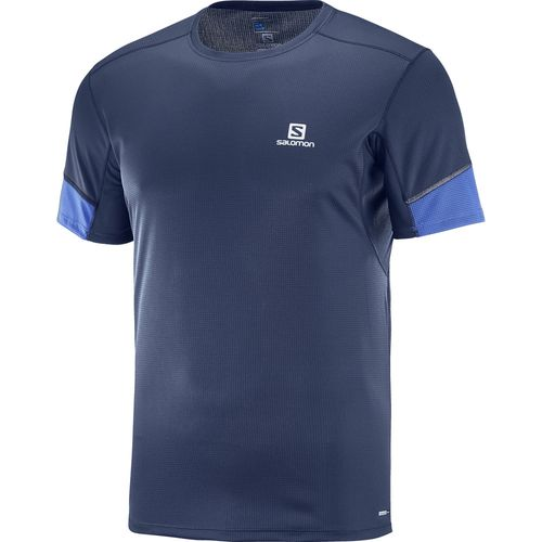 Remera-Running-Salomon-Agile-SS-Tee-M-Hombre-Dress-Blue-402102