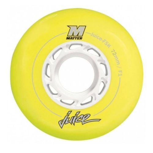 Ruedas-Rollers-Matter-Juice-72mm-F1-Pack-X4