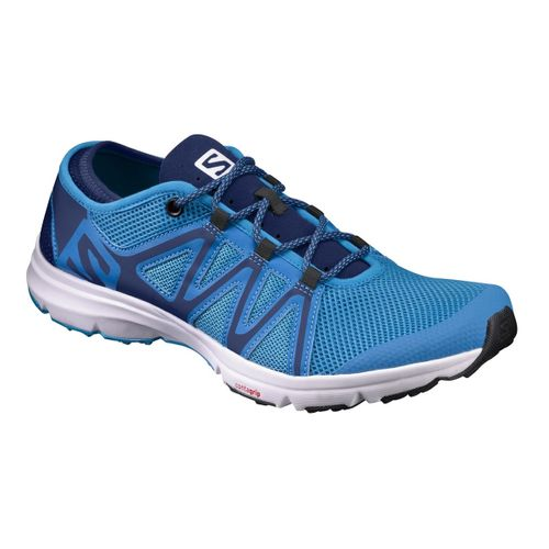 Zapatillas-Anfibias-Salomon-Swift-Crossamphibian-Hombre-Cloisonne-Blue-Agua-Waterproof-394712
