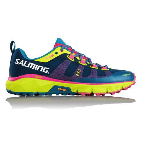 Zapatillas-Trail---Runnig-Salming-Trail-5-Blue-Flourscent-Yellow-Mujer-1287045-3319