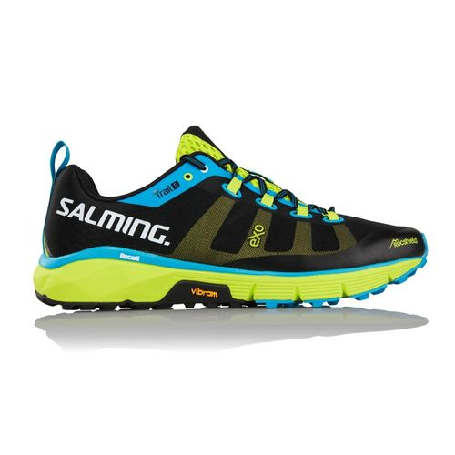 Zapatillas-Trail---Runnig-Salming-Salming-Trail-5-Hombre-Black-Flourescent-Green-1287046-0116