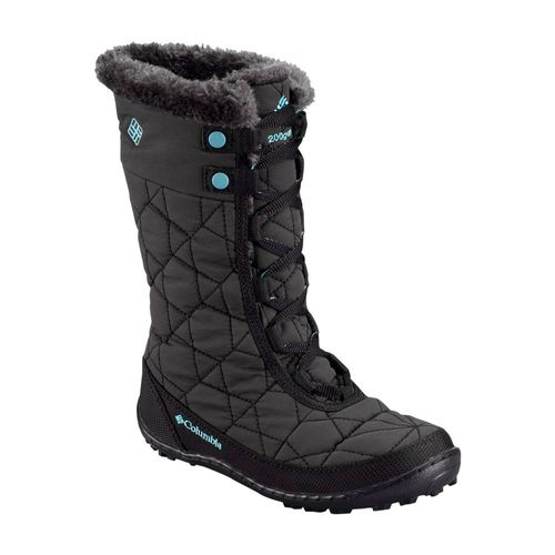 Bota-Apreski-Columbia-Youth-Minx-Mid-Niños-Black-Iceberg-BY1313-010