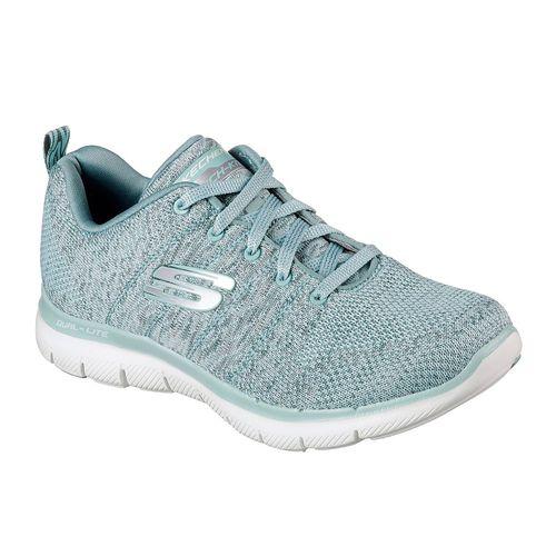 Zapatillas-Running-Skechers-Flex-Appeal-2.0-High-Energy-Mujer-Sage-12756-SAGE