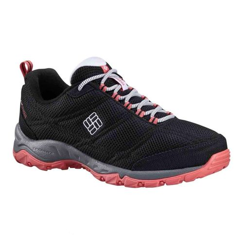 Zapatillas-Trekking-Columbia-Firecamp-II-Impermeables-Mujer-Black-BL4550-010