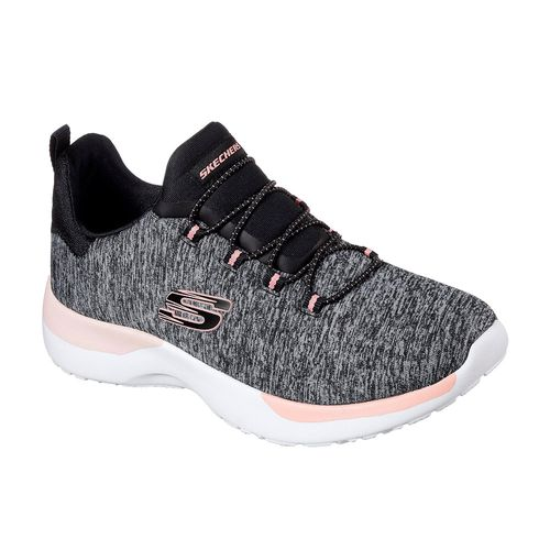 Zapatillas-Running-Skechers-Dynamight-Break-Through-Mujer-Black-Coral-12991-BKCL