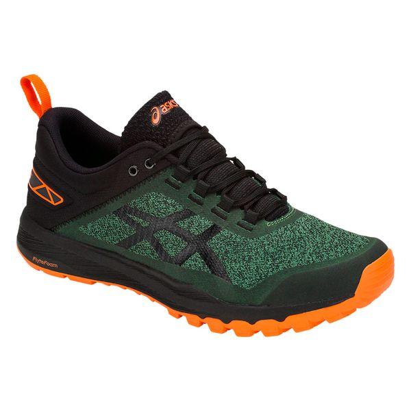zapatillas running trail hombre asics