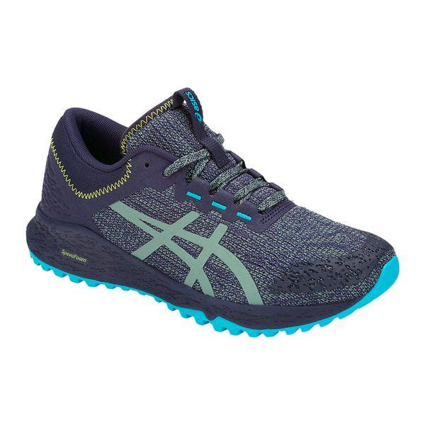 La forma abdomen rango  Zapatillas Asics Alpine XT Trail Running Mujer Slate Grey ...