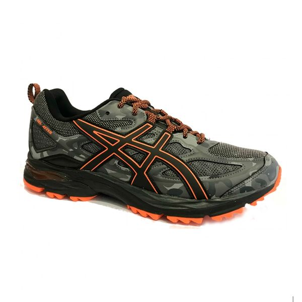 4cc4a6c389 Zapatillas Asics Gel-Aztec Trail Running Hombre Grey Black ...