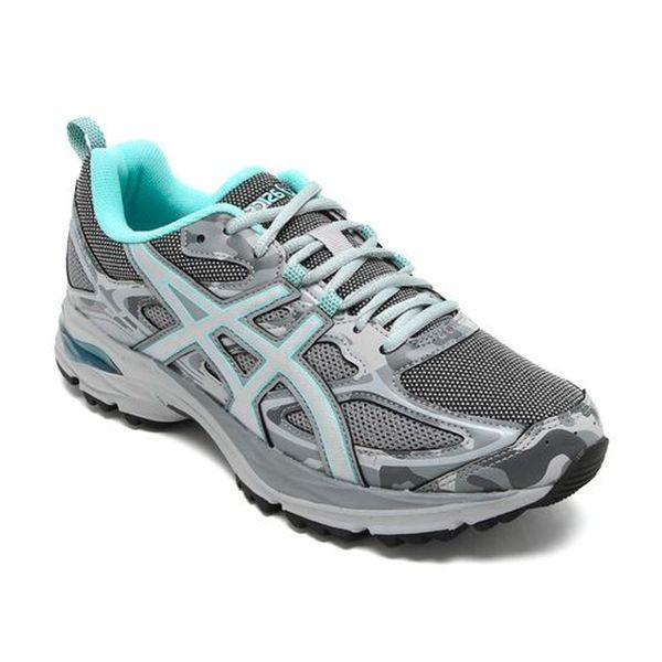 Zapatillas Asics Gel-Aztec Trail Running Mujer Rise Silver ... 1500fb06d4355