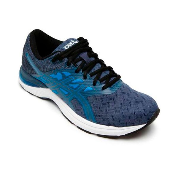 Zapatillas Asics Gel Flux 5 A Running Hombre Blue Rering Sea