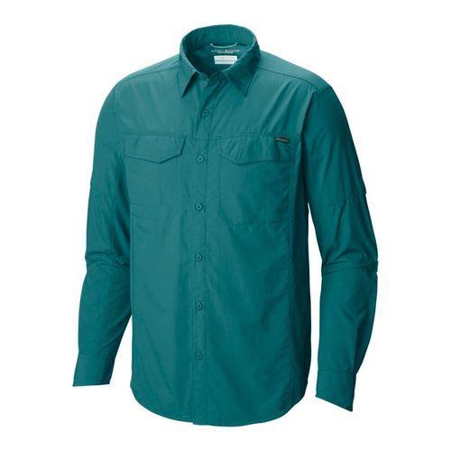 Camisa-Manga-Larga-Columbia-Silver-Ridge-Trekking-Hombre-Poseidon--AM7453-343