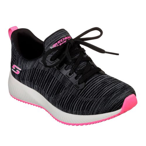 Zapatilla-Skechers-Bobs-Sport-Squad-Sizzle-Runnig-Mujer-Black-Pink-31370-BKPK