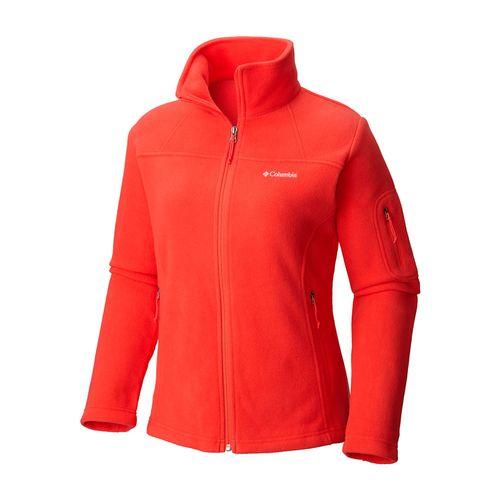 Campera-De-Polar-Columbia-Sportswear-Fast-Trek-2-Mujer-Red-Coral-AL6542-861