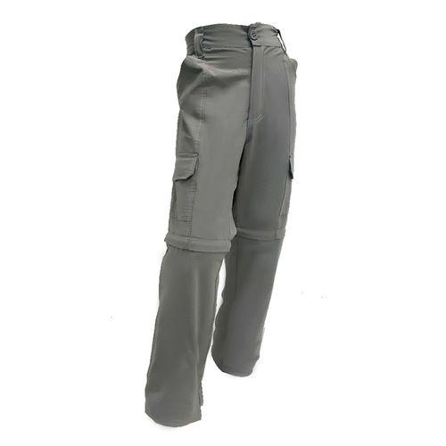 Pantalon-Desmontable-Alaska-Trekking-Sony-Convertibles-Niño-Color-Cemento