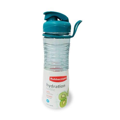 Botella-de-Hidratacion-Rubbermaid-600ml-Libre-de-BPA-celeste-2070892