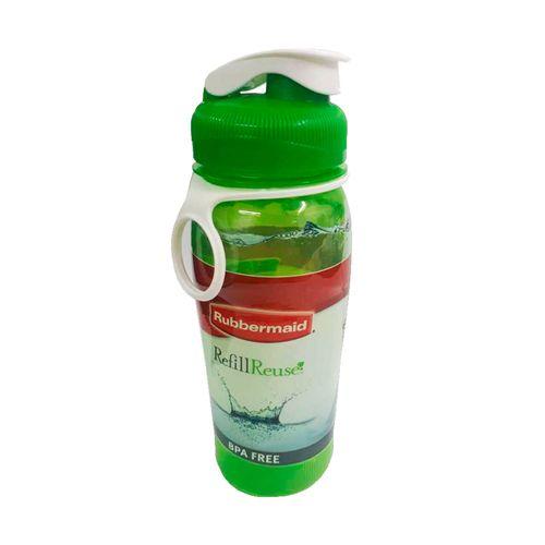 Botella-de-Hidratacion-Rubbermaid-Refill-Reuse-590-Libre-de-BPA-verde-2039807