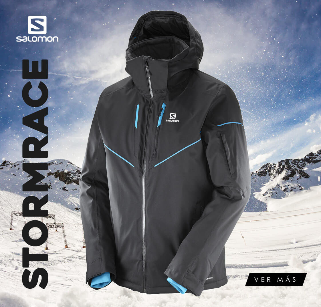 Campera Salomon