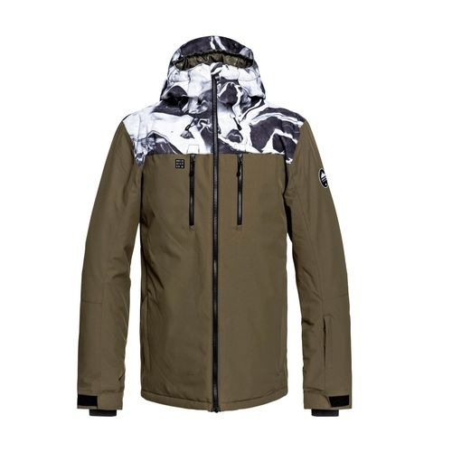 Campera-Ski-Snowboard-Quiksilver-Mission-Block-Engineered-Impermeable-10K-Hombre-White-Highline-WBK3-2192135034