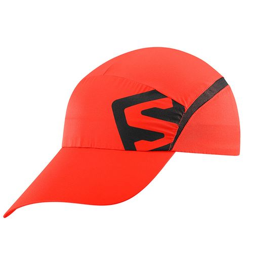 Gorra-Salomon-Xa-Cap-Running-Respirable-Unisex-Red-404179